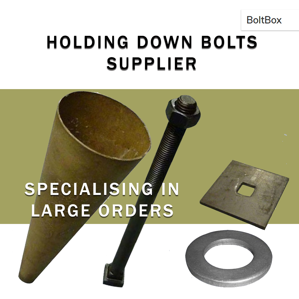 HOLDING DOWN BOLTS SUPPLIER