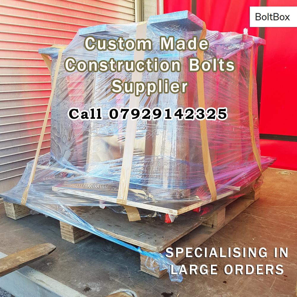 Custom Made Construction Bolts Supplier